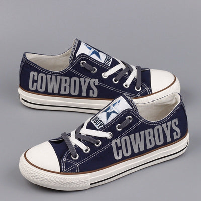 Sports style personalized color lacing canvas shoes
