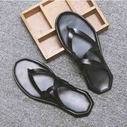 Men's casual breathable non-slip slippers