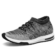 Flying woven mesh breathable and comfortable casual shoes