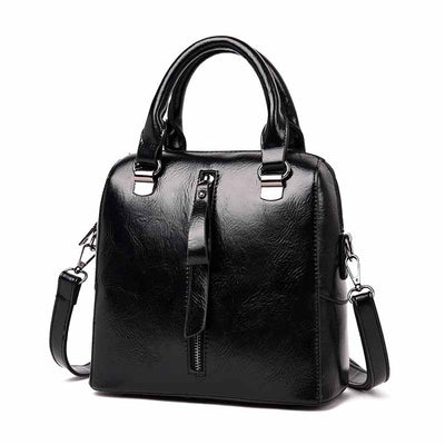 2020 New European Style Lacquered Women's Handbag