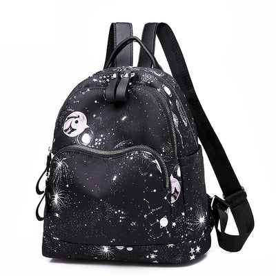 2020 new hot sale fashion sports print women's backpack