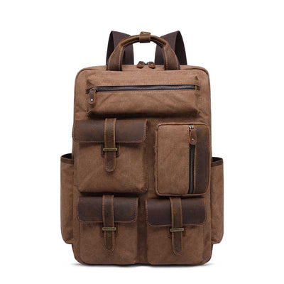 Men's outdoor multi-function backpack