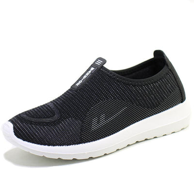 Spring and autumn new casual comfortable sports breathable mesh shoes lazy shoes low-top women's shoes