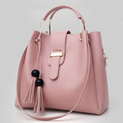 2020 new European style fashion PU bag women's handbag