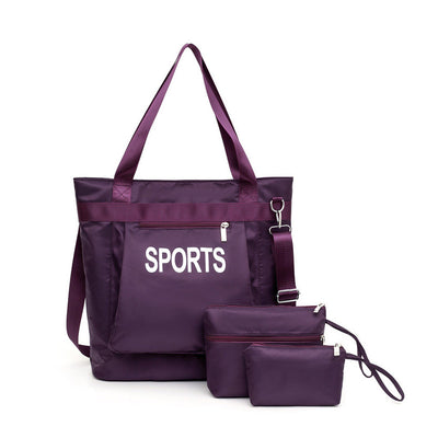 2020 new fashion sports women's suit shoulder bag