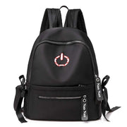 2020 New Hot Sale European Style Pure Color Women's Backpack
