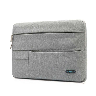 Waterproof and anti-seismic frosted Oxford cloth flat liner ipad laptop bag