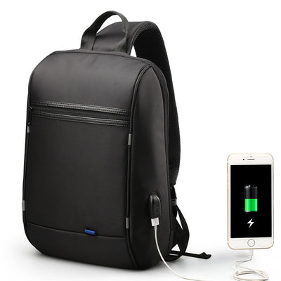New business computer backpack fashion messenger bag trend shoulder bag riding bag