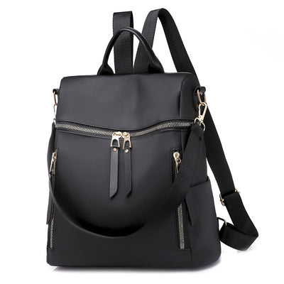 2020 new soft face Japanese style women's backpack