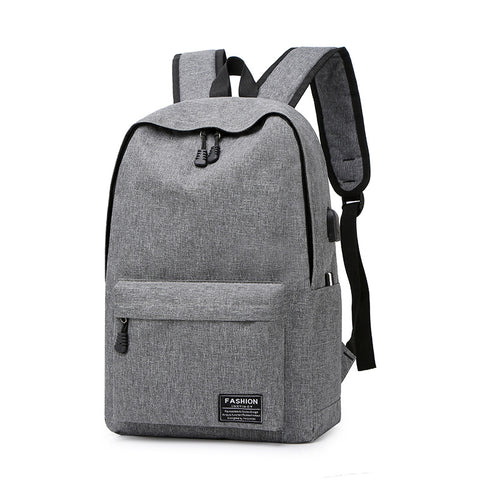 2020 New Oxford Backpack Korean College Style Men Computer School Bag Large Capacity Backpack
