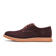 Pure suede men's casual shoes