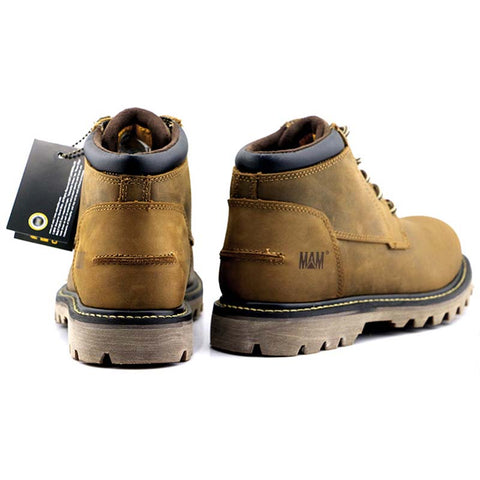 Warm non-slip outdoor tooling casual men's Martin boots