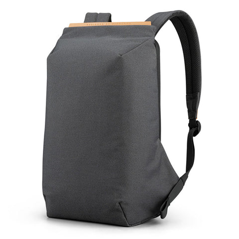 New creative fashion student schoolbag usb rechargeable backpack computer bag
