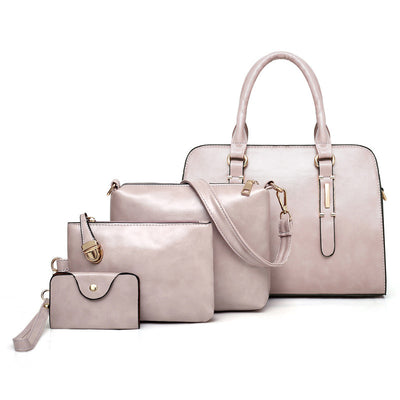2020 new European and American fashion simple women's handbag