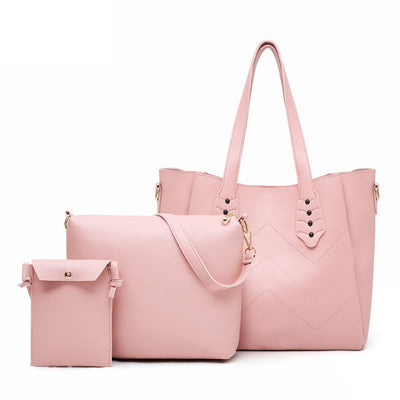2020 New PU Leather Sweet Lady Soft Face Women's Handbag