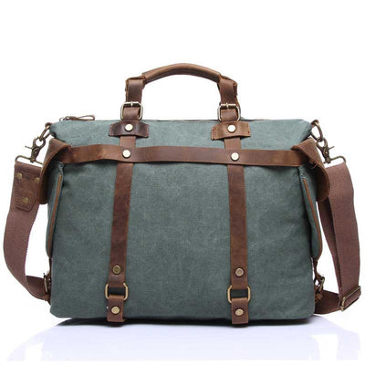 Trend retro men's messenger bag