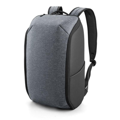 New business backpack male student schoolbag computer bag foldable backpack