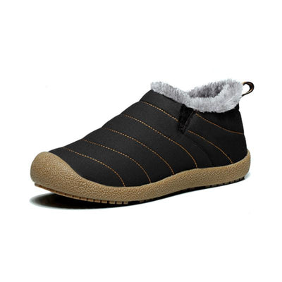 Autumn and winter new plus velvet non-slip warm snow boots