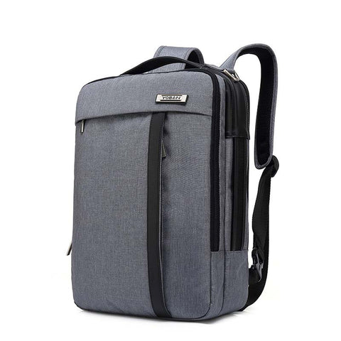 Multifunctional three-handed shoulder bag wear-resistant Oxford cloth backpack large capacity business travel backpack