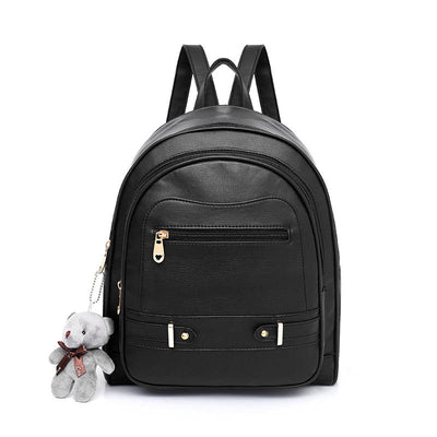 2020 new college style personality fashion candy color popular women's backpack