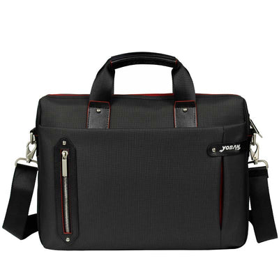 Waterproof and wear-resistant business computer bag men's portable briefcase