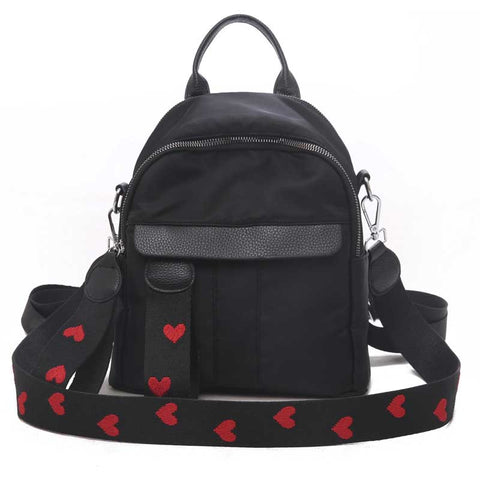 2020 New Oxford Cloth Fashion Candy Color Women's Backpack