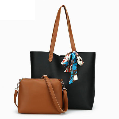 2020 new Japanese style PU leather women's handbag