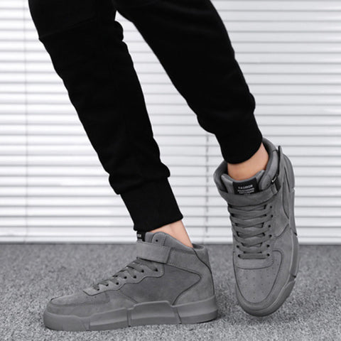 Autumn and winter hot sale casual fashion sports outdoor running men's board shoes