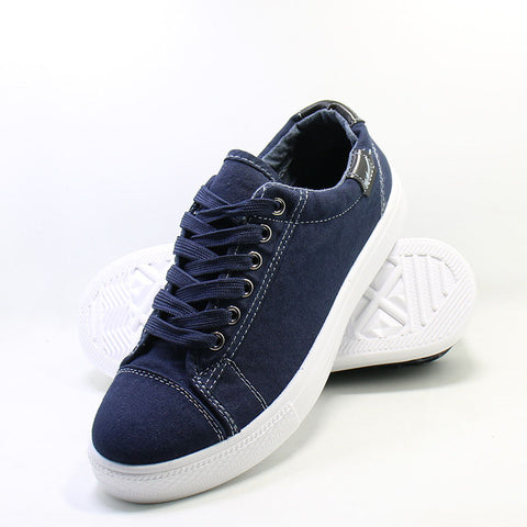 Spring and autumn low-top canvas shoes casual fashion trend student shoes wild classic men's sneakers