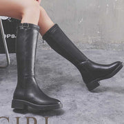 Autumn and winter new knee-length boots boots