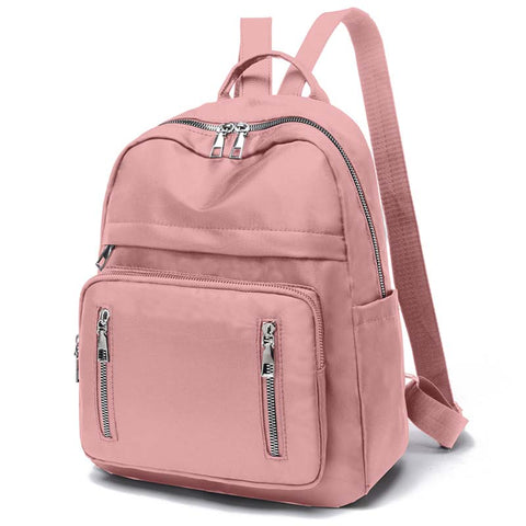 2020 New Trend Korean Simple Fashion Oxford Cloth Women's Backpack