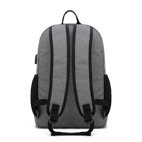 New multifunctional USB charging backpack student schoolbag travel computer backpack