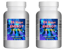 Load image into Gallery viewer, #1 24 Hour Strength Sex Enhancement Enhancer Men ED Erectile MALE SEX PILLS - 2x Bottles