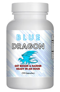 BLUE DRAGON Male Enhancement Men Sex Pills for X EXTREME ROCK HARD PERFORMANCE 10