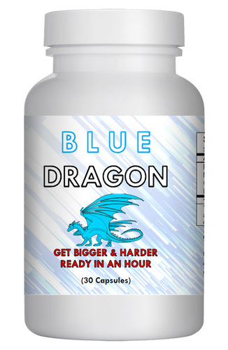 BLUE DRAGON Male Enhancement Men Sex Pills for X EXTREME ROCK HARD PERFORMANCE 30