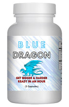 Load image into Gallery viewer, BLUE DRAGON Male Enhancement Men Sex Pills for X EXTREME ROCK HARD PERFORMANCE 3