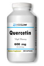 Load image into Gallery viewer, Quercetin 600mg Serving High Potency 200 Capsule USA SHIPPING GREAT DEAL PL