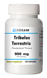 Tribulus Terrestris Extract 900mg High Potency 120 Capsules Big Bottle NEW STOCK PL
