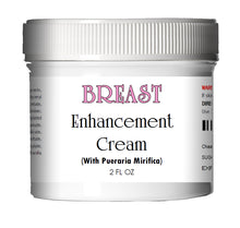 Load image into Gallery viewer, Breast Enhancement Cream with Pueraria Mirifica (Large Jar) 2.0 oz