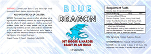 BLUE DRAGON Male Enhancement Men Sex Pills for X EXTREME ROCK HARD PERFORMANCE 3