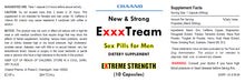 Load image into Gallery viewer, ExxxTREAM AMAZING SEX PILLS FOR MEN - BRAND NEW - Extreme Hard Erection 3x Bottles