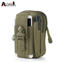 Load image into Gallery viewer, Tactical Molle Pouch Belt Waist Pack Bag Military Waist Fanny Pack Utility EDC Gear Bag