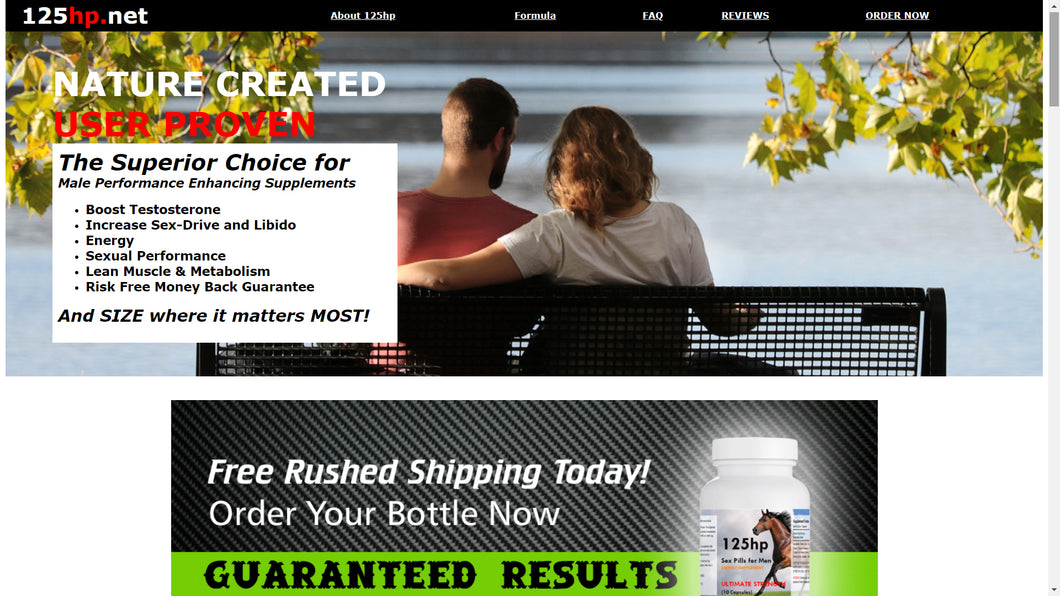PROVEN BUSINESS $28k+ A MONTH SALE 125hp.net Domain Lease Website + Inventory