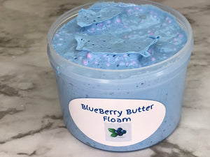 Blueberry Butter Floam