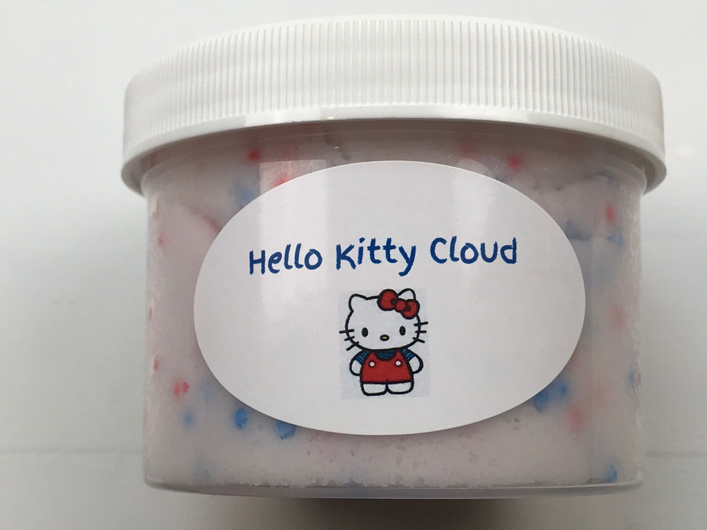 Hello Kitty Cloud Slime