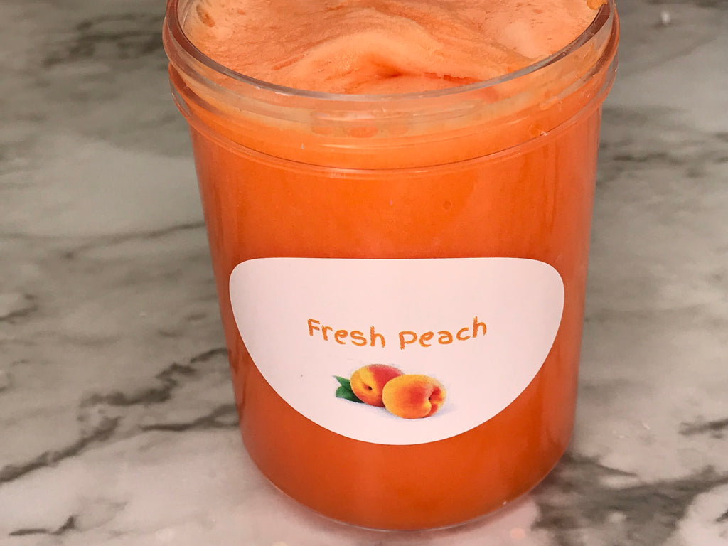 Fresh Peach Slime