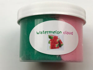 Watermelon Cloud Slime