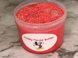 Mickey Mouse Butter Slime