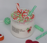 Christmas Cookie Milk Thick Glossy Slime