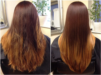 Brazilian Keratin step by step